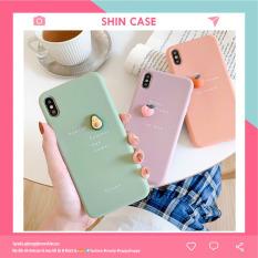 Ốp lưng iphone Trái Cây Tí Hon 3D 6 6plus 6s 6s plus 6 7 7plus 8 8plus x xs xs max 11 11 pro 11 promax (b83) – Shin Case