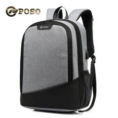 Balo Đựng Laptop 15.6 Inch Chính Hãng Giá Rẻ Poso PS618 Balo Laptop Đẹp Cao Cấp Thiết Kế Sang Trọng Tiện Ích