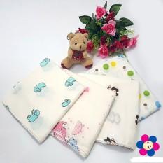 10 Chiếc khăn sữa Nhật