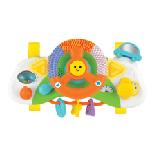Đồ chơi Vô lăng treo cũi treo xe đẩy – ghế ngồi ăn – ghế ngòi ô tô – cho bé ngồi chơi Winfun 0704