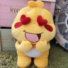 Gấu Bông QooBee Agapi 20cm Biểu Cảm Siêu Cute MK001
