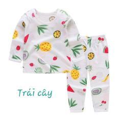 Bộ dài tay thông hơi xuất Nhật cho bé trai, bé gái – Bộ quần áo trẻ em