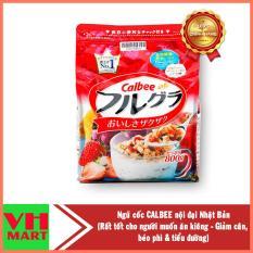 Ngũ cốc CALBEE nội địa Nhật Bản (rất tốt cho người muốn ăn kiêng – giảm cân, béo phì hoặc tiểu đường)