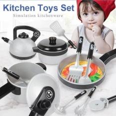 Bộ đồ chơi nấu ăn nhà bếp 36 món cho bé Kitchen- chất liệu an toàn chắc chắn- Đồ chơi nấu ăn nhà bếp cho bé vui chơi