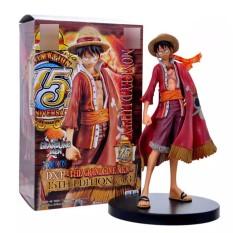 Mô hình nhân vật Luffy – Mô Hình One Piece Mũ Rơm Áo Luffy