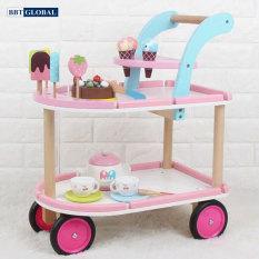 Đồ chơi xe đẩy bánh ngọt BBT Global gỗ cao cấp MSN17076 – Đồ chơi trẻ em, Đồ chơi an toàn, Đồ chơi cao cấp, Đồ chơi trí tuệ