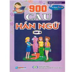 900 Câu Hán Ngữ (Tập 5)