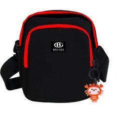 ( TẶNG MK + MGG ) Túi đeo chéo nam nữ unisex thời trang BEE GEE 085 chống thấm nước siêu đẹp giá rẻ