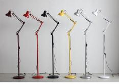 Đèn cây trang trí cao cấp H267 Chống Cận đọc sách,đèn góc sofa để có không gian hiện đại Đèn Cây Phòng Khách Trang Trí Xoay 360 Độ