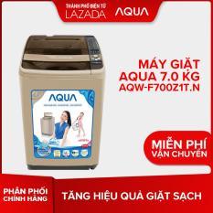 Máy Giặt AQUA 7.0 Kg AQW-F700Z1T.N – Hãng phân phối chính thức