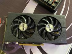CARD MÀN HÌNH SAPPHIRE RX560 4GB DDR5 NITRO+ CHIẾN PUGB GIÁ RẺ!