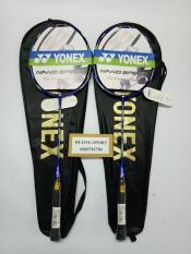 Bộ 2 Vợt cầu lông yonex cước tặng 2 bao vợt