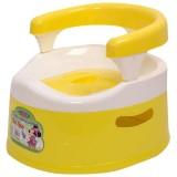 Bô vệ sinh cho bé có tựa lưng – bô đi vệ sinh- dụng cụ tập đi vệ sinh cho bé – mẹ và bé