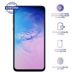 Samsung Galaxy S10e (6GB/128GB) + Quà tặng: Pin sạc dự phòng EB-P1100 – Hàng phân phối chính hãng.