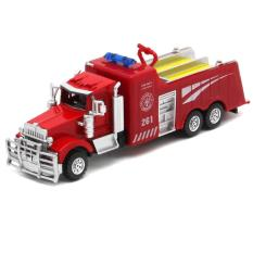 Xe mô hình sắt container