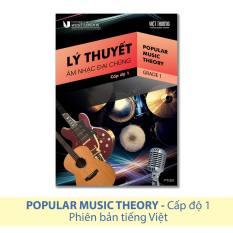 Sách Popular Music Theory Grade 1 (Tiếng Việt) – Việt Thương Music