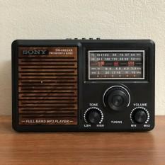 Radio Mini, Đài Radio Đa Tần Số, Đa Kênh, Bắt Sóng Cực Chuẩn, Đài FM Sony, Đài Nghe Sóng Phát Thanh Truyền Hình, SW-999UAR/SW-888UAR.