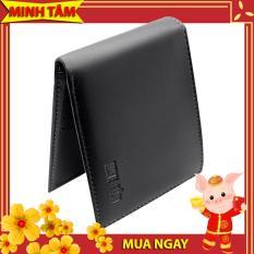 Ví/ Bóp Nam Da Cao Cấp Minh Tâm MT*T03 (Đen or Nâu)