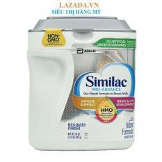 Sữa Similac Pro Advance 964g Bé 0-12 tháng – Giúp bé phát triển trí não và thể chất