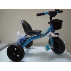 Xe đạp 3 bánh gắn bình nước cho trẻ 2-6 tuổi