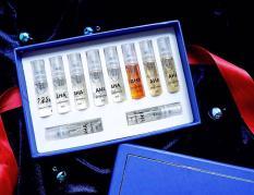 Set 10 nước hoa nam AHAPERFUMES (nước hoa mini) – dạng xịt – lưu hương 8h