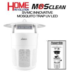 Máy bắt muỗi (đèn bắt muỗi) LED UV Hàn Quốc Mosclean, nhập khẩu chính hãng, Bảo Hành 2 Năm