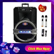 [ Xả Kho ] Loa kéo Karaoke di động Bluetooth Ronamax T12 ( 300W )
