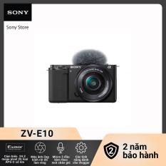 [Voucher 300k Follower]Đặt hàng trước-Máy ảnh ống kính rời Sony camera-vlog ZV-E10L/BQ AP2- Giao hàng từ 20.9