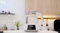 Máy đun và hâm nước pha sữa điện tử – QUICK 5 – FB3569TK
