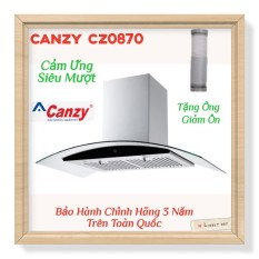 Máy khử Mùi Điều Khiển Cảm Ứng CANZY CZ0870