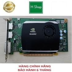 Card màn hình NVIDIA QUADRO FX 580 – 512mb/128bit GDDR3 bảo hành 6 tháng