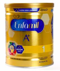 Sữa bột Enfamil A+ 1 400g cho trẻ so sinh đến 6 tháng tuổi