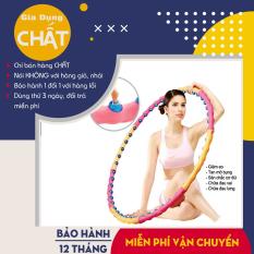 Vòng Lắc Eo, Vòng Lắc Eo Massage Giảm Mỡ Bụng,Vòng Lắc Giảm Eo Massage Hula Hoop Hàn Quốc