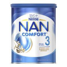 Sữa Chống Táo Bón Nan Comfort Úc 800g số 3 (từ 12 tháng tuổi trở lên)