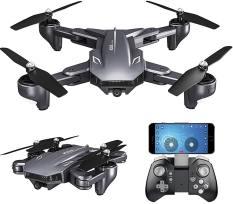 Flycam VISUA Zip2020 – Pin siêu bền hỗ trợ bay đến 25 Phút, Bảo Hành 12 Tháng, Camera bay điều khiển từ xa, Camera bay điều khiển từ xa, Máy bay điều khiển từ xa camera
