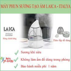 Máy phun sương tạo độ ẩm không khí Laica Italy – Phun sương với khí siêu âm