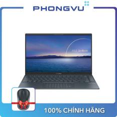 [TẶNG CHUỘT KHÔNG DÂY LOGITECH] – Laptop ASUS UX425EA-KI429T 90NB0SM1-M09060 ( 14″ Full HD/Intel Core i5-1135G7/8GB/512GB SSD/Windows 10 Home 64-bit/1.1kg) – Bảo hành 24 tháng – Số lượng quà có hạn, áp dụng đến 25/08