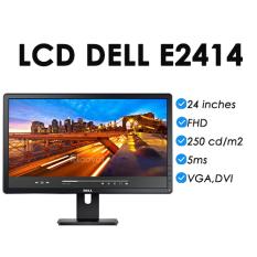 """Màn hình Dell E2414 24"""" FHD 5ms VGA DVI"""