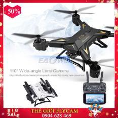 [Gồm Camera 5MPx 1080P] Flycam KY601S Pin siêu khỏe – Bay 20P, Cánh Gập Camera WIFI FPV Full HD 1080p Truyền Hình Ảnh Về Điện Thoại