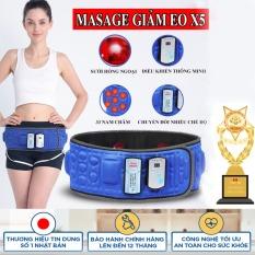 Đai Massage X5 Loại xịn, Máy Đánh Tan Mỡ bụng , Masage Đa Năng Cao Cấp – Bảo hành uy tín 12 tháng trên toàn quốc