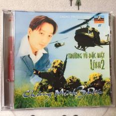 CD-CaDao Trường Vũ : Lính 2 – Chúng Mình 3 Đứa