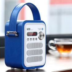 Máy nghe MP3 hỗ trợ bé học tiếng anh – Loa bluetooth/ mp3/ đài FM nghe nhạc, học ngoại ngữ