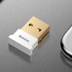 Baseus Mini USB Bluetooth Adapter Tiện Ích Bluetooth 4.0 cái Máy Tính Âm Nhạc Receiver USB Adapter đối với ps4 Bàn Phím Chuột Không Dây – Phân phối bởi Baseus Vietnam