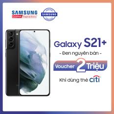 [Voucher Citibank 2tr] Đặt trước Điện thoại Samsung Galaxy S21 Plus (8GB/128GB) – Dự kiến giao hàng 29/01 – Tặng Smart Tag