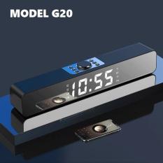 Loa thanh G20 bluetooth 5.0 kết hợp 4 loa bass treble trầm ấm – Bảo hành 6 tháng 1 đổi 1