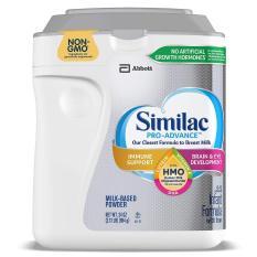Sữa Bột Similac Pro-Advance Hmo Non-Gmo Cho Bé Từ 0-12 Tháng – 964g Mỹ (05/2022)