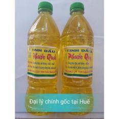 500ml tinh dầu xả Phước Quảng chống muỗi, côn trùng