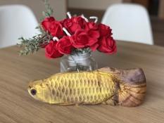 [Siêu Hot] Đồ Chơi Con Cá Nhảy Nhót Vui Nhộn – Đồ chơi cá nhảy (Tặng 1 chú rùa bơi khi mua 2 con ) )
