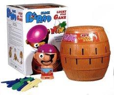 Trò chơi đâm hải tặc siêu kịch tính cho bé trên 3 tuổi size lớn 16 kiếm – Đồ chơi trẻ em – Đồ chơi cho bé trai – Bộ Đồ chơi cho trẻ em gái – Thế giới đồ chơi – Đồ chơi cho trẻ phát triển trí tuệ – Quà tặng sinh nhật cho bé