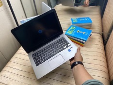 Laptop HP Folio 1020-G1 Core M5Y71, 8gb Ram/128gb SSD/12.5inch Full HD vỏ nhôm siêu mỏng nhẹ